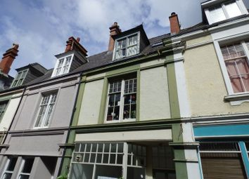 Thumbnail 1 bed maisonette to rent in Flat 2, Castle Buildings, Station Road, Llanfairfechan
