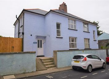 Thumbnail 3 bed semi-detached house for sale in Holloway, Haverfordwest