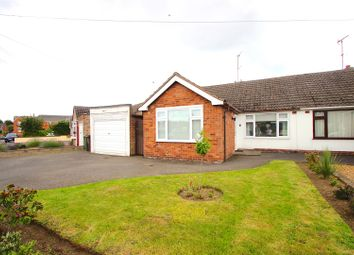 Thumbnail 3 bed bungalow for sale in Margaret Close, Thurmaston, Leicester