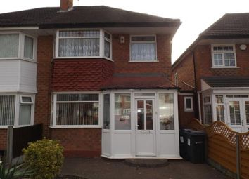 Thumbnail 3 bed semi-detached house for sale in Hodge Hill Road, Hodge Hill, Birmingham, West Midlands