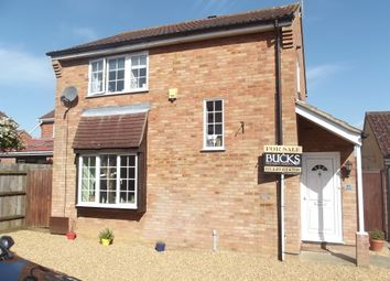 Thumbnail 3 bedroom detached house for sale in Blake Road, Stowmarket