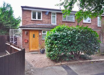 Thumbnail 3 bed terraced house for sale in Adkins Road, Waltham St Lawrence, Reading