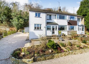 Thumbnail 4 bed semi-detached house for sale in Lynslack Terrace, Arnside, Carnforth