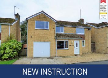 Thumbnail 4 bedroom detached house to rent in Holford Crescent, Kempsford, Fairford