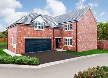 "Thumbnail 5 bedroom detached house for sale in ""The Lancaster"" at Belle Vue Road, Scholes, Leeds"