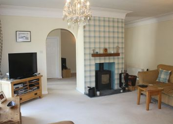 Thumbnail 3 bed semi-detached house for sale in Espley Court, Espley, Morpeth
