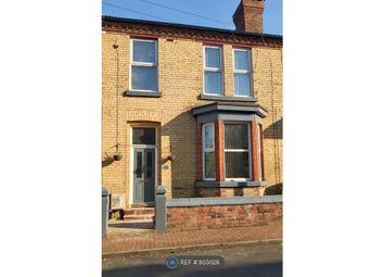 Thumbnail 4 bed terraced house to rent in Lowwood Road, Birkenhead