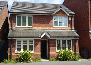 Thumbnail 4 bed detached house for sale in Elizabeth Street, Cheetham Hill, Manchester