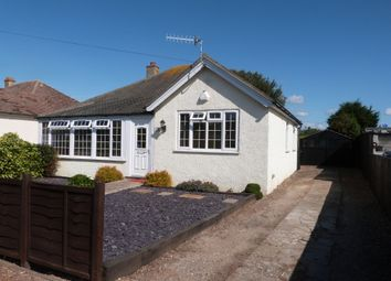 Thumbnail 3 bed bungalow for sale in Grove Road, Selsey, Chichester