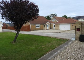 Thumbnail 5 bed detached bungalow for sale in Croespenmaen, Crumlin, Newport