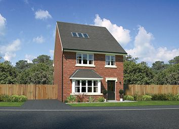 "Thumbnail 5 bed detached house for sale in ""Kellingside"" At Kents Green Lane, Winterley, Sandbach CW1, Winterley, Cheshire,"