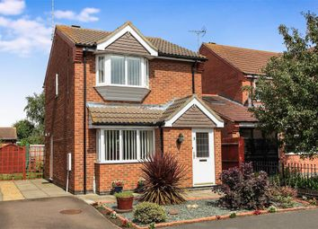 Thumbnail 3 bed detached house to rent in Whitsed Road, Newborough, Peterborough