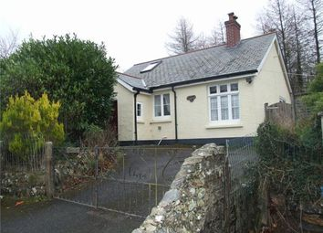 Thumbnail 3 bed detached bungalow to rent in Lydford, Okehampton