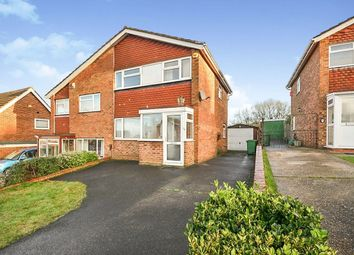 Thumbnail 3 bed semi-detached house to rent in Forest Hill, Maidstone