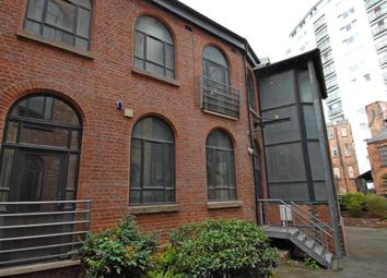 Thumbnail 1 bed flat to rent in Lower Parliament Street, Nottingham