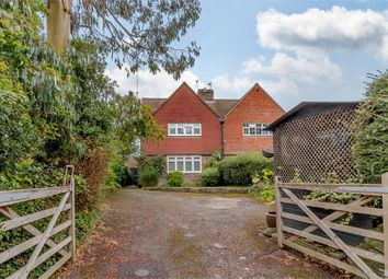 Thumbnail 3 bed semi-detached house for sale in Castle Street, Bletchingley, Redhill, Surrey