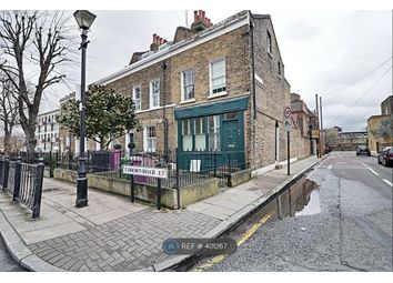 Thumbnail 4 bed terraced house to rent in Coborn Road, London