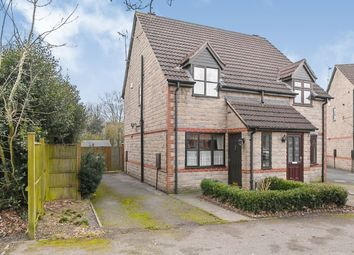 Thumbnail 2 bed semi-detached house for sale in Charnwood Drive, Ripley