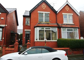 Thumbnail 2 bed flat for sale in Norwood Avenue, Blackpool