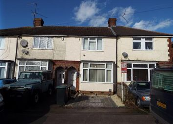 Thumbnail 2 bedroom terraced house for sale in Chesford Road, Luton, Bedfordshire