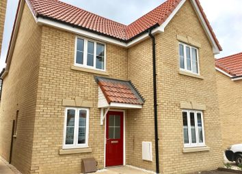 Thumbnail 4 bed link-detached house to rent in Parsonage Road, Hilperton, Trowbridge