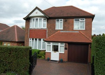 Thumbnail 4 bed detached house for sale in Dordon Road, Dordon, Tamworth