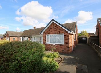 Thumbnail 2 bed semi-detached bungalow for sale in Carrdale, Hutton, Preston