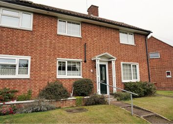 Thumbnail 2 bed semi-detached house for sale in Waveney Way, Kings Heath, Northampton