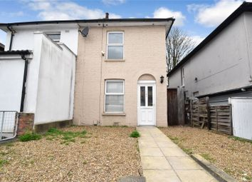 Thumbnail 2 bedroom end terrace house for sale in Station Road, Crayford, Kent
