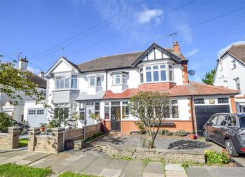 Thumbnail 4 bed semi-detached house for sale in Dale Road, Leigh-On-Sea, Essex