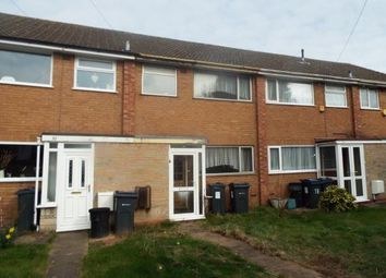 Thumbnail 3 bed terraced house for sale in Ridgewood Gardens, Birmingham, West Midlands
