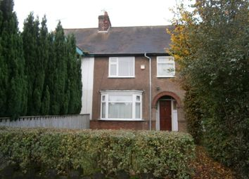Thumbnail 3 bed terraced house to rent in Kenpas Highway, Coventry
