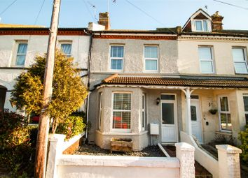 Thumbnail 3 bed terraced house for sale in Windsor Road, Bexhill-On-Sea