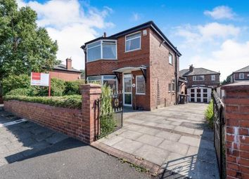 Thumbnail 3 bedroom detached house for sale in Kingsway, Pendlebury, Manchester, Greater Manchester