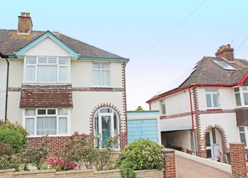 3 bed semi-detached house for sale in Malvern Road, Sidmouth EX10