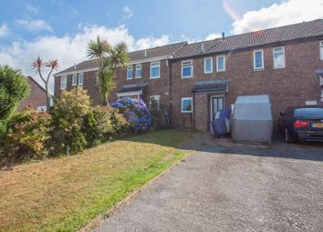Thumbnail 3 bed terraced house for sale in Staple Close, Roborough, Plymouth