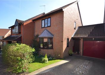 Thumbnail 3 bedroom link-detached house for sale in Maguire Drive, Frimley, Camberley