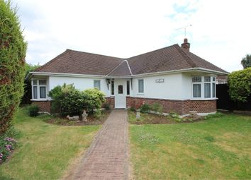 Thumbnail 2 bed detached bungalow for sale in Lansdowne Road, Staines-Upon-Thames, Surrey