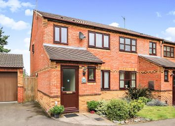 Thumbnail 3 bed semi-detached house for sale in The Old Nurseries, Ravenstone