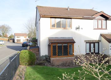Thumbnail 2 bed property for sale in Oaklands View, Greenmeadow, Cwmbran