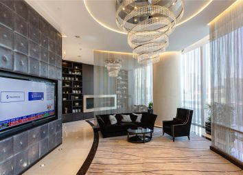 Thumbnail 2 bed flat to rent in The Tower, 1 St. George Wharf, London