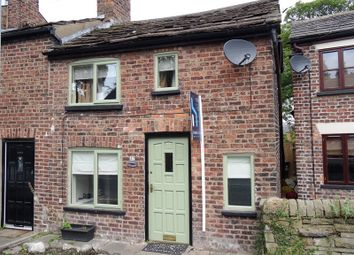 Thumbnail 1 bed terraced house to rent in Chelford Road, Macclesfield, Cheshire