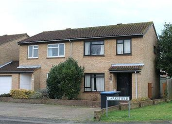 Thumbnail 4 bed semi-detached house to rent in Larksfield, Englefield Green, Egham, Surrey