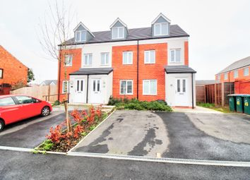 Thumbnail 3 bed town house for sale in Perrins Gardens, Coventry