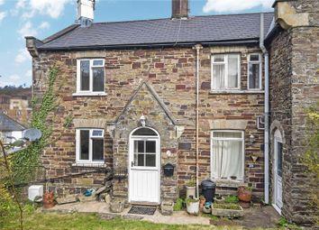 Thumbnail 2 bed end terrace house for sale in Taddiport, Torrington