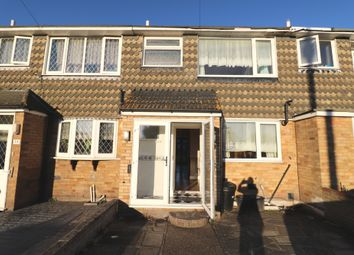 Thumbnail 3 bed terraced house to rent in Whybridge Close, Rainham, Essex