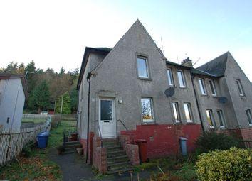 Thumbnail 2 bed flat for sale in Kirkfield Road, Kirkfieldbank, Lanark