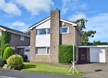 Thumbnail 4 bedroom detached house for sale in Holmeswood Crescent, Barton, Preston