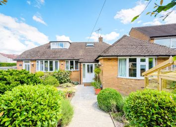 Thumbnail 4 bed detached bungalow for sale in Newfield Crescent, Dore, Sheffield