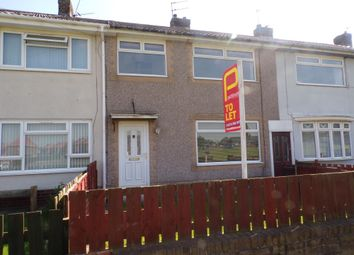 Thumbnail 3 bed terraced house to rent in Terrier Close, Bedlington